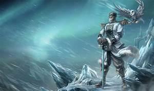 Frozen Jericho Swain League Of Legends Wallpapers ~ League ...