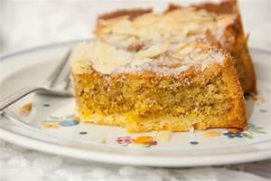 Mandelkuchen Rezept vanillakitchen