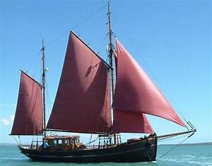 1925 Traditional Danish Gaff Ketch Sail Boat For Sale