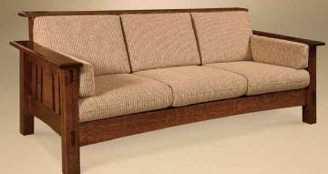 ajs furniture mccoy sofa amish furniture wooden