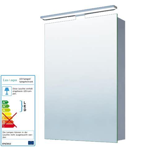 Badezimmer Spiegelschrank 40 X 60 by Alu Spiegelschrank Beleuchtet Badezimmer Badspiegel Mit