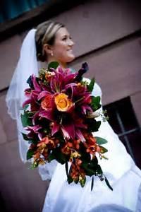 katie39s bouquet october wedding flowers my wedding With wedding flower ideas for october