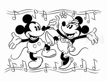 Mickey Minnie Mouse Disney Wallpapers Wallpaperaccess Backgrounds