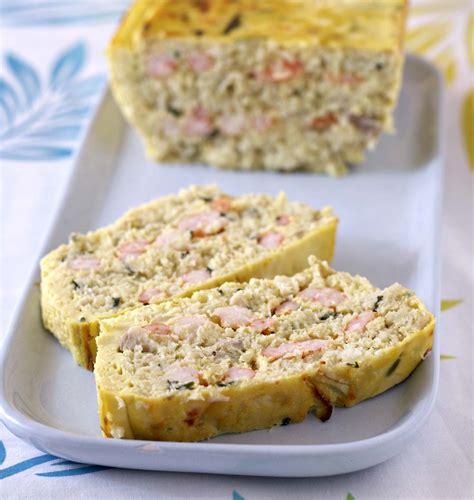 recette de cuisine saumon terrine de poisson blanc aux crevettes les meilleures