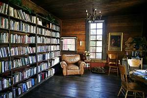Enjoyable home library design to complete your home interior for Enjoyable home library design to complete your home interior
