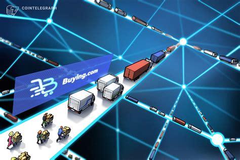 blockchain  commerce platform  shoppers  purchase