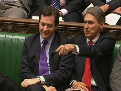 Philip Hammond and George Osborne's Brexit lobster lunch ...