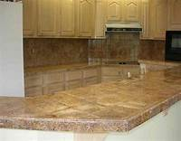 tile counter tops Best Materials for Kitchen Countertops