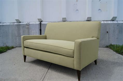 Small Settees And Chairs by Small Settee By Paul Mccobb At 1stdibs