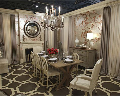 antique dining room ideas  full  earthy hues