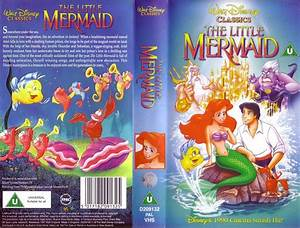 The Little Mermaid VHS Cover - the-little-mermaid Photo ...
