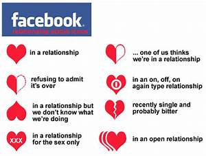 How to Interact With Your Guy on Facebook: The Thin Line ...