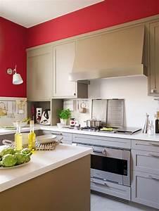 Küche Wandgestaltung Ideen : 66 wandgestaltung k che ideen wie erreicht man den erw nschten k chen look ~ Sanjose-hotels-ca.com Haus und Dekorationen