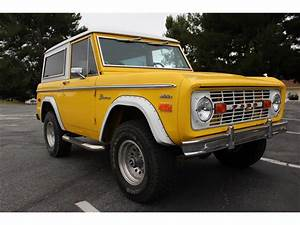 Classifieds For 1974 Ford Bronco
