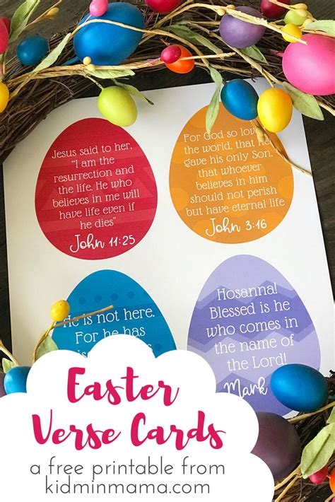 march and easter verse cards free printable memory verse 840   8ac7a3f17f61b9903d8098b3c4167142