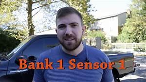 Bank 1 Sensor 1 Replacement 2001