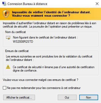 url de connexion bureau a distance connexion bureau a distance impossible 28 images