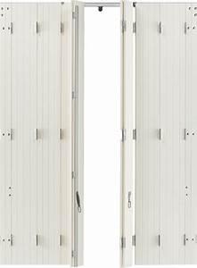 persiennes en pvc persiennes 4 a 6 vantaux en pvc kpark With porte de garage enroulable et volet persienne pvc