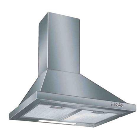 hotte de cuisine 60 cm dmo hotte cheminée de cuisine 60 cm 500m h inox 123elec com