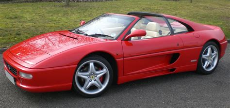 Ferrari F355 GTS Targa Hire from D.H. Cullen | D.H. Cullen ...