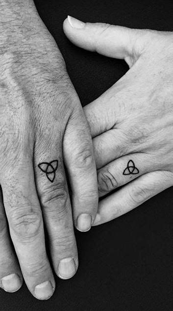 100 Unique Wedding Ring Tattoos You'll Need to See - Tattoo Me Now