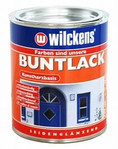 Farbe Ral 9010 : 11 32 l wilckens buntlack lack farbe reinweiss ral 9010 seidengl 0 75 liter ebay ~ Markanthonyermac.com Haus und Dekorationen