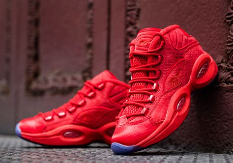 teyana taylor question shoes teyana taylor s bold reebok question collaboration