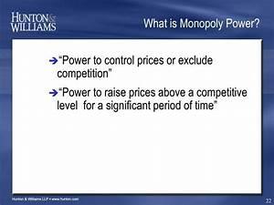 Ppt - Antitrust 101 Powerpoint Presentation