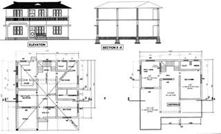 plan to build a house getting building plans sanctioned may become and