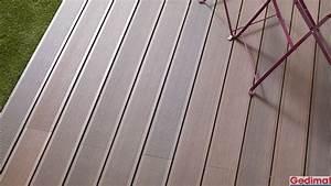 Lame Composite Pour Terrasse : lame de terrasse pvc plot rglable pour lames de terrasse plots pvc with lame de terrasse pvc ~ Melissatoandfro.com Idées de Décoration