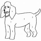 Poodle Skirt Silhouette Drawing Pink Coloring Clipartmag Cut Toy Miniature Getdrawings sketch template