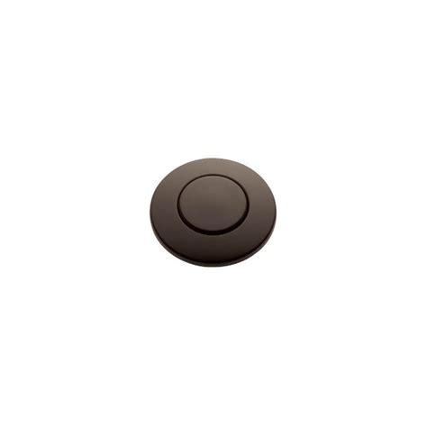 insinkerator sink top switch rubbed bronze faucet stc orb in rubbed bronze by insinkerator