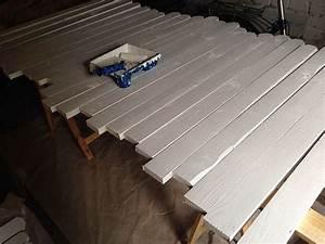 Fassade Streichen Temperatur : holzzaun selber bauen tipps zu aufbau streichen und pflege ~ Markanthonyermac.com Haus und Dekorationen