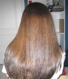Long Thick Brown Hair