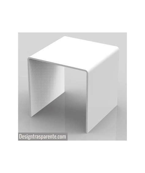 Sgabelli Plexiglass by Sgabello In Plexiglass Bianco Per Doccia
