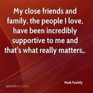 Quotes About A Close Family. QuotesGram