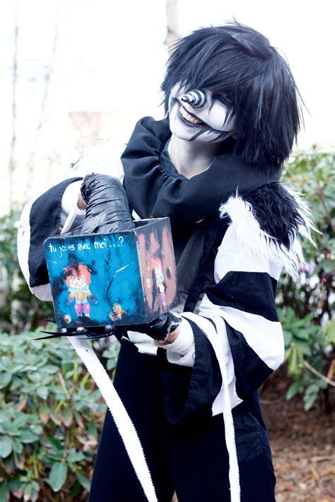 laughing jack cosplay  mikulisacosplay  deviantart