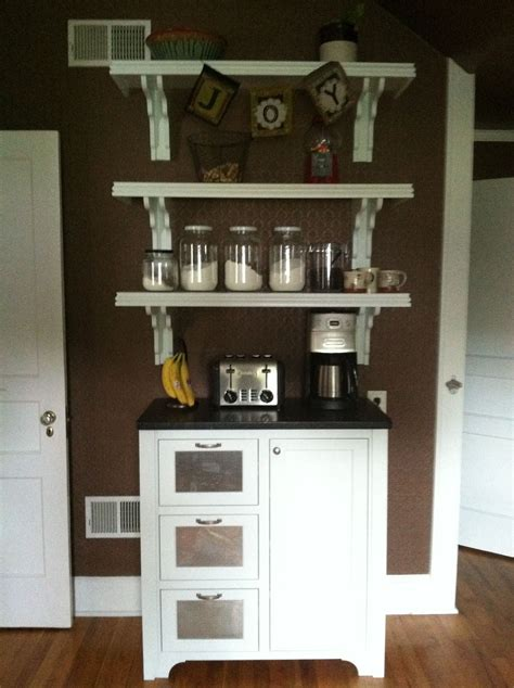 By picking a distinct location to position all your coffee making basics, you will have the coffee station ideas   home coffee stations, kitchen dinning, kitchen decor. Coffee station   Home coffee stations, Coffee station, Coffee bar design