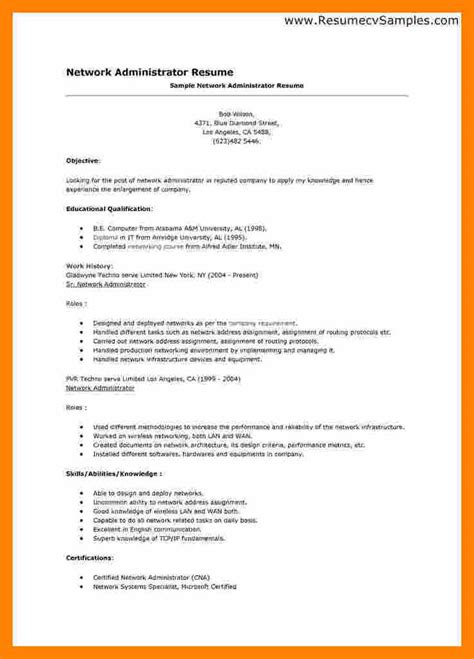 what resume looks like 10 what a resume should look like informal letter