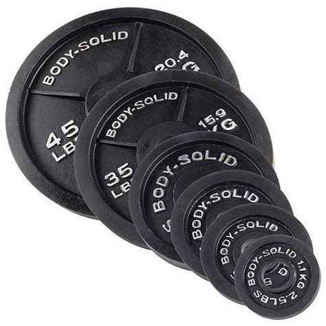 olympic iron weight plates   lbs fitness factory