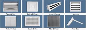AirGuide Canada │ Grilles Supplier │Registers Supplier