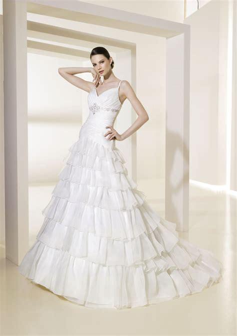 encantador tiendas vestidos novia baratos madrid