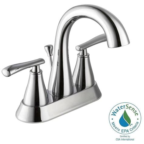kitchen sinks with faucets schon zuri 4 in centerset 2 handle high arc bathroom 6101