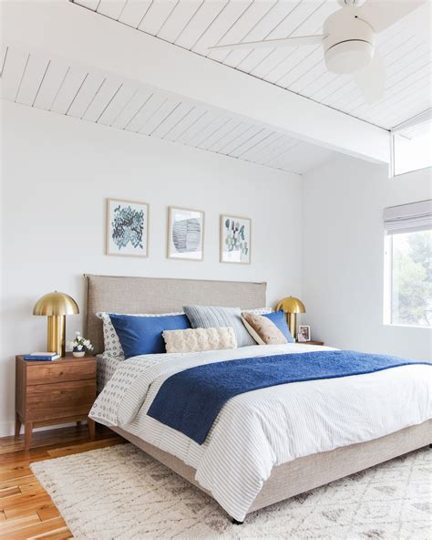 How To Style A Super Easy, Gender Neutral Bedroom Ehd