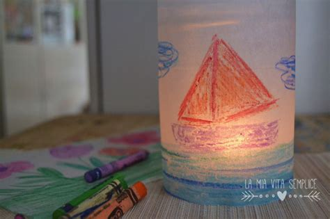 lanterne volanti fai da te lanterne colorate fai da te sostensioni fai da te con