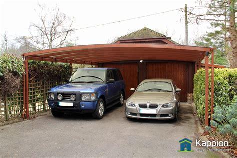 Double Driveway Carport Installed In Salisbury Kappion