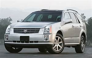 Used 2004 Cadillac Srx Suv Pricing  U0026 Features