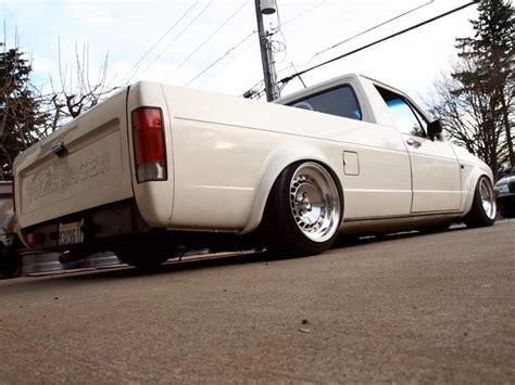 stanced truckssuv images  pinterest mini