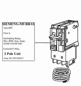 gfci circuit breakers recalled by siemens energy automation With breaking the circuit breakerthe testing of afci circuits