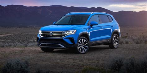 Volkswagen Unveils Yet Another SUV - 2022 Taos - News
